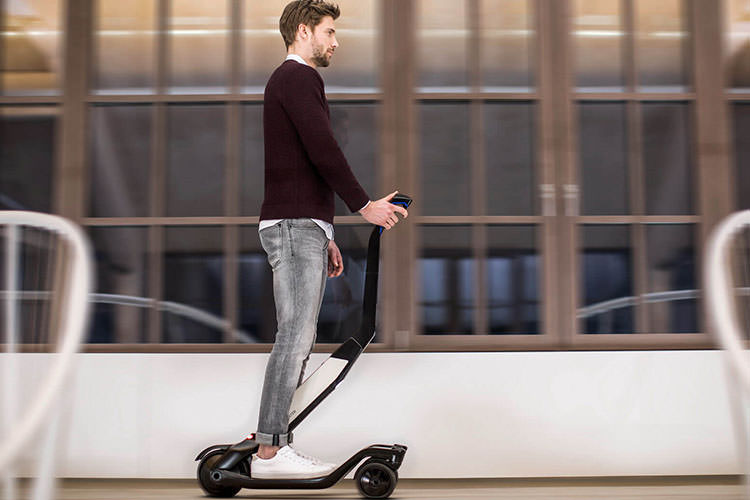 Electric Scooter / اسکوتر برقی