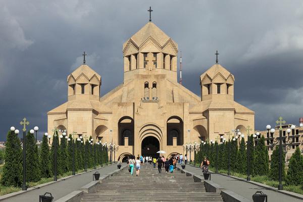 کلیسای جامع سنت گریگوری روشنگر