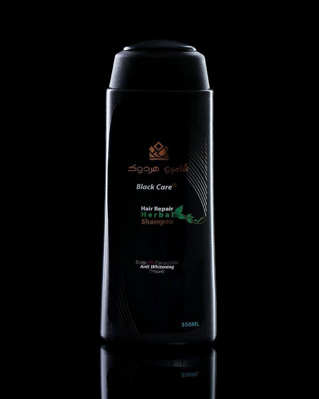 تولید شامپوی طبیعی ضد ریزش مو با نام تجاری «هردوک»